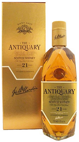 Antiquary Scotch 21 Year